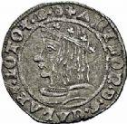 Photo numismatique  ARCHIVES VENTE 2015 -26-28 oct -Coll Jean Teitgen DUCHÉ DE LORRAINE ANTOINE, duc de Calabre (1508-1544)  1120- Quart de teston (avec titre de duc de Calabre), 1533.