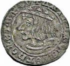 Photo numismatique  ARCHIVES VENTE 2015 -26-28 oct -Coll Jean Teitgen DUCHÉ DE LORRAINE ANTOINE, duc de Calabre (1508-1544)  1121- Quart de teston, Nancy 1544.