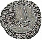 Photo numismatique  ARCHIVES VENTE 2015 -26-28 oct -Coll Jean Teitgen DUCHÉ DE LORRAINE ANTOINE, duc de Calabre (1508-1544)  1122- Double gros de trois gros, dit «plaque».