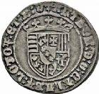 Photo numismatique  ARCHIVES VENTE 2015 -26-28 oct -Coll Jean Teitgen DUCHÉ DE LORRAINE ANTOINE, duc de Calabre (1508-1544)  1123- Gros d'un gros et demi, dit «demie-plaque», Nancy.