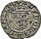 Photo numismatique  ARCHIVES VENTE 2015 -26-28 oct -Coll Jean Teitgen DUCHÉ DE LORRAINE ANTOINE, duc de Calabre (1508-1544)  1124- Demi-gros, ou double blanc, Nancy.