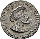 Photo numismatique  ARCHIVES VENTE 2015 -26-28 oct -Coll Jean Teitgen DUCHÉ DE LORRAINE ANTOINE, duc de Calabre (1508-1544)  1129- Médaille, (vers 1515?).