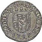 Photo numismatique  ARCHIVES VENTE 2015 -26-28 oct -Coll Jean Teitgen DUCHÉ DE LORRAINE FRANCOIS Ier (1544-1545)  1131- Teston, Nancy 1545.