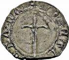 Photo numismatique  ARCHIVES VENTE 2015 -26-28 oct -Coll Jean Teitgen DUCHÉ DE LORRAINE FRANCOIS Ier (1544-1545)  1132- Demi-gros, Nancy.