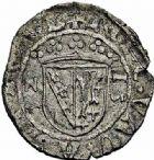 Photo numismatique  ARCHIVES VENTE 2015 -26-28 oct -Coll Jean Teitgen DUCHÉ DE LORRAINE Régence de CHRISTINE de Danemark (1545-1555) et de NICOLAS  1133- Demi-gros ou carolus, Nancy 1552.