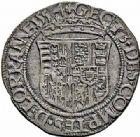 Photo numismatique  ARCHIVES VENTE 2015 -26-28 oct -Coll Jean Teitgen DUCHÉ DE LORRAINE Régence de CHRISTINE de Danemark (1545-1555) et de NICOLAS  1134- Jeton, 1554.