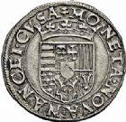 Photo numismatique  ARCHIVES VENTE 2015 -26-28 oct -Coll Jean Teitgen DUCHÉ DE LORRAINE CHARLES III, le Grand Duc (1545-1608)  1135- Teston, Nancy.