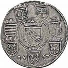 Photo numismatique  ARCHIVES VENTE 2015 -26-28 oct -Coll Jean Teitgen DUCHÉ DE LORRAINE CHARLES III, le Grand Duc (1545-1608)  1139- Taler, 1557.