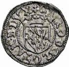 Photo numismatique  ARCHIVES VENTE 2015 -26-28 oct -Coll Jean Teitgen DUCHÉ DE LORRAINE CHARLES III, le Grand Duc (1545-1608)  1143- Sol ou carolus (2) et demi-sol de 6 deniers, Nancy.