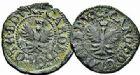 Photo numismatique  ARCHIVES VENTE 2015 -26-28 oct -Coll Jean Teitgen DUCHÉ DE LORRAINE CHARLES III, le Grand Duc (1545-1608) Monnayage de 1564 à 1574 1149- Deniers, Nancy.