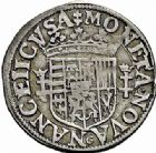 Photo numismatique  ARCHIVES VENTE 2015 -26-28 oct -Coll Jean Teitgen DUCHÉ DE LORRAINE CHARLES III, le Grand Duc (1545-1608) Monnayage de 1581 à 1608 1165- Quart de teston, Nancy 1587.
