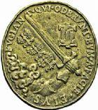 Photo numismatique  ARCHIVES VENTE 2015 -26-28 oct -Coll Jean Teitgen DUCHÉ DE LORRAINE CHARLES III, le Grand Duc (1545-1608)  1168- Médaille.