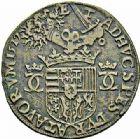 Photo numismatique  ARCHIVES VENTE 2015 -26-28 oct -Coll Jean Teitgen DUCHÉ DE LORRAINE CHARLES III, le Grand Duc (1545-1608)  1170- Jeton, 1572.