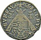 Photo numismatique  ARCHIVES VENTE 2015 -26-28 oct -Coll Jean Teitgen DUCHÉ DE LORRAINE CHARLES III, le Grand Duc (1545-1608)  1171- Jeton du Bureau des Finances, 1583.