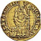 Photo numismatique  ARCHIVES VENTE 2015 -26-28 oct -Coll Jean Teitgen DUCHÉ DE LORRAINE HENRI II, le Bon Duc (1608-1624)  1175- Florin d'or, Nancy.
