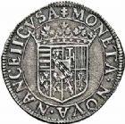 Photo numismatique  ARCHIVES VENTE 2015 -26-28 oct -Coll Jean Teitgen DUCHÉ DE LORRAINE HENRI II, le Bon Duc (1608-1624)  1176- Teston, Nancy.