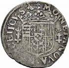 Photo numismatique  ARCHIVES VENTE 2015 -26-28 oct -Coll Jean Teitgen DUCHÉ DE LORRAINE HENRI II, le Bon Duc (1608-1624)  1180- Quart de Teston, Nancy.