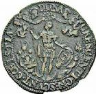 Photo numismatique  ARCHIVES VENTE 2015 -26-28 oct -Coll Jean Teitgen DUCHÉ DE LORRAINE HENRI II, le Bon Duc (1608-1624)  1186- Jeton, 1584.