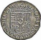 Photo numismatique  ARCHIVES VENTE 2015 -26-28 oct -Coll Jean Teitgen DUCHÉ DE LORRAINE CHARLES IV et NICOLE (1624-1625)  1191- Teston, Nancy 1626 sur (24).