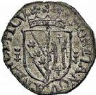 Photo numismatique  ARCHIVES VENTE 2015 -26-28 oct -Coll Jean Teitgen DUCHÉ DE LORRAINE CHARLES IV et NICOLE (1624-1625)  1192- Gros, Nancy.