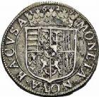 Photo numismatique  ARCHIVES VENTE 2015 -26-28 oct -Coll Jean Teitgen DUCHÉ DE LORRAINE FRANCOIS II (1625-1632), comte de Salm  1197- Teston Badonvillers 1629.