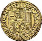 Photo numismatique  ARCHIVES VENTE 2015 -26-28 oct -Coll Jean Teitgen DUCHÉ DE LORRAINE CHARLES IV, 1ère période (1626-1634)  1198- Double pistole d'or, 1631.