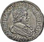 Photo numismatique  ARCHIVES VENTE 2015 -26-28 oct -Coll Jean Teitgen DUCHÉ DE LORRAINE CHARLES IV, 1ère période (1626-1634)  1200- Teston, Nancy 1627.
