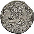 Photo numismatique  ARCHIVES VENTE 2015 -26-28 oct -Coll Jean Teitgen DUCHÉ DE LORRAINE CHARLES IV, 1ère période (1626-1634)  1204- Quart de teston, Nancy 16(29)