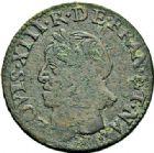 Photo numismatique  ARCHIVES VENTE 2015 -26-28 oct -Coll Jean Teitgen DUCHÉ DE LORRAINE OCCUPATION FRANCAISE (1633-1661) Louis XIII (1610-1643) 1211- Doubles lorrains, Stenay, 1636, et date illisible.