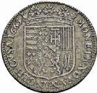Photo numismatique  ARCHIVES VENTE 2015 -26-28 oct -Coll Jean Teitgen DUCHÉ DE LORRAINE CHARLES IV, 2ème période (1661-1675)  1215- Teston, Nancy 1665.