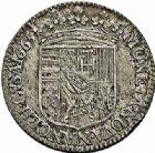 Photo numismatique  ARCHIVES VENTE 2015 -26-28 oct -Coll Jean Teitgen DUCHÉ DE LORRAINE CHARLES IV, 2ème période (1661-1675)  1218- Demi-teston, Nancy 1665.