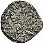 Photo numismatique  ARCHIVES VENTE 2015 -26-28 oct -Coll Jean Teitgen DUCHÉ DE LORRAINE CHARLES IV, 2ème période (1661-1675)  1221- Demi-gros, Nancy.