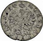 Photo numismatique  ARCHIVES VENTE 2015 -26-28 oct -Coll Jean Teitgen DUCHÉ DE LORRAINE LEOPOLD Ier (1690-1729)  1224- Double sol, Nancy.
