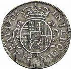 Photo numismatique  ARCHIVES VENTE 2015 -26-28 oct -Coll Jean Teitgen DUCHÉ DE LORRAINE LEOPOLD Ier (1690-1729)  1226- Demi-teston, 1702.