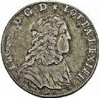 Photo numismatique  ARCHIVES VENTE 2015 -26-28 oct -Coll Jean Teitgen DUCHÉ DE LORRAINE LEOPOLD Ier (1690-1729)  1228- Teston, 1704.