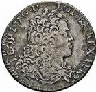 Photo numismatique  ARCHIVES VENTE 2015 -26-28 oct -Coll Jean Teitgen DUCHÉ DE LORRAINE LEOPOLD Ier (1690-1729)  1232- Teston, 1709.
