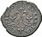 Photo numismatique  ARCHIVES VENTE 2015 -26-28 oct -Coll Jean Teitgen DUCHÉ DE LORRAINE LEOPOLD Ier (1690-1729)  1236- Pièce de 15 deniers.