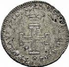 Photo numismatique  ARCHIVES VENTE 2015 -26-28 oct -Coll Jean Teitgen DUCHÉ DE LORRAINE LEOPOLD Ier (1690-1729)  1239- Demi-teston, 1711.