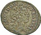 Photo numismatique  ARCHIVES VENTE 2015 -26-28 oct -Coll Jean Teitgen DUCHÉ DE LORRAINE LEOPOLD Ier (1690-1729)  1240- Liard, 1714.