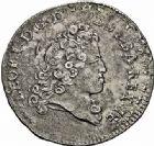 Photo numismatique  ARCHIVES VENTE 2015 -26-28 oct -Coll Jean Teitgen DUCHÉ DE LORRAINE LEOPOLD Ier (1690-1729)  1242- Teston, 1716.