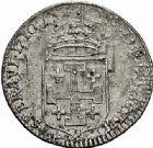 Photo numismatique  ARCHIVES VENTE 2015 -26-28 oct -Coll Jean Teitgen DUCHÉ DE LORRAINE LEOPOLD Ier (1690-1729)  1244- Demi-teston, 1716.