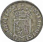 Photo numismatique  ARCHIVES VENTE 2015 -26-28 oct -Coll Jean Teitgen DUCHÉ DE LORRAINE LEOPOLD Ier (1690-1729)  1249- Teston, 1722.