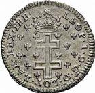 Photo numismatique  ARCHIVES VENTE 2015 -26-28 oct -Coll Jean Teitgen DUCHÉ DE LORRAINE LEOPOLD Ier (1690-1729)  1257- Pièce de 30 deniers, 1726.