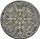 Photo numismatique  ARCHIVES VENTE 2015 -26-28 oct -Coll Jean Teitgen DUCHÉ DE LORRAINE LEOPOLD Ier (1690-1729)  1259- Masson de 12 sous et 6 deniers, 1728.