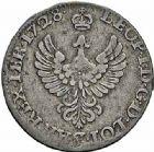 Photo numismatique  ARCHIVES VENTE 2015 -26-28 oct -Coll Jean Teitgen DUCHÉ DE LORRAINE LEOPOLD Ier (1690-1729)  1260- Pièce de 30 deniers, 1728.