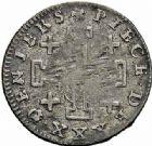 Photo numismatique  ARCHIVES VENTE 2015 -26-28 oct -Coll Jean Teitgen DUCHÉ DE LORRAINE FRANCOIS III (1729-1737)  1263- Pièce de trente deniers, 1729.