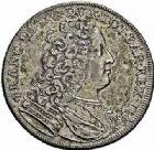 Photo numismatique  ARCHIVES VENTE 2015 -26-28 oct -Coll Jean Teitgen DUCHÉ DE LORRAINE FRANCOIS III (1729-1737)  1264- Double teston, 1736.