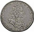 Photo numismatique  ARCHIVES VENTE 2015 -26-28 oct -Coll Jean Teitgen DUCHÉ DE LORRAINE FRANCOIS III, Gd duc de Toscane (1737-1745), empereur (1745-1765)  1268- Petit écu, 1738.