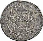 Photo numismatique  ARCHIVES VENTE 2015 -26-28 oct -Coll Jean Teitgen DUCHÉ DE LORRAINE FRANCOIS III, Gd duc de Toscane (1737-1745), empereur (1745-1765)  1270- Demi-écu, 1746.