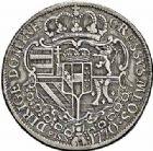 Photo numismatique  ARCHIVES VENTE 2015 -26-28 oct -Coll Jean Teitgen DUCHÉ DE LORRAINE PIERRE LEOPOLD Ier de Lorraine (1765-1790), Gd duc de Toscane  1272- Thaler ou francescone, 1770.